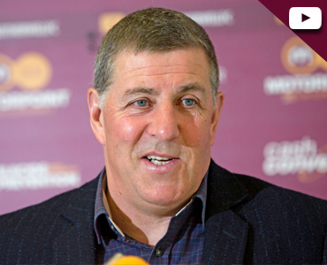McGhee: Stop-start season so far