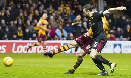 Motherwell 1 – 1 Partick Thistle