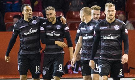 Aberdeen 0-2 Motherwell