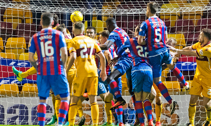 Motherwell 0 – 3 Inverness CT