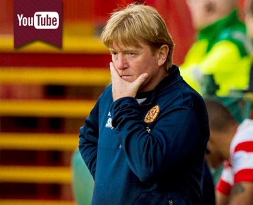 TV: McCall rages at home defeat