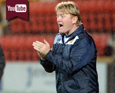TV: McCall frustrated at missed chances