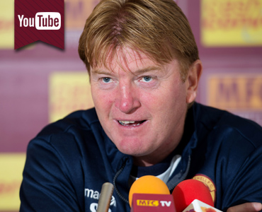 TV: McCall wants 'Well reaction