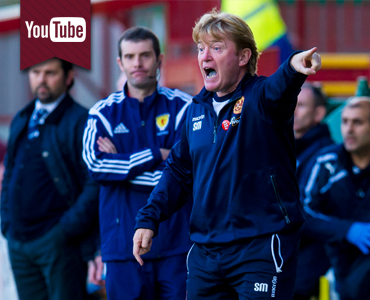 TV: McCall bemoans early goal