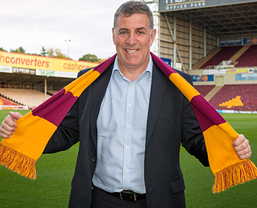 Mark McGhee returns as Motherwell boss