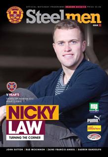 Nicky Law
