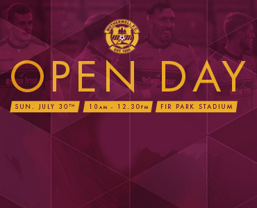Open Day information