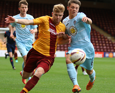 Under 20s to face Partick Thistle