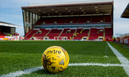 Rearranged Dons clash tickets on sale