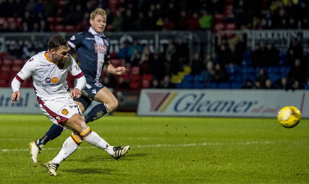 Ross County 1 – 2 Motherwell