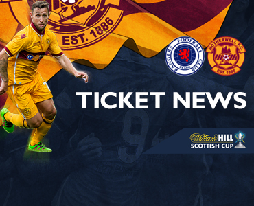 Get your Scottish Cup tickets now
