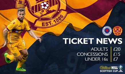 Scottish Cup: Ticket Information