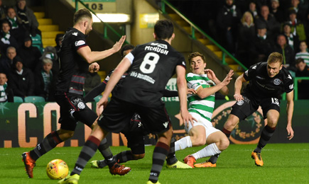 Celtic 5 – 1 Motherwell