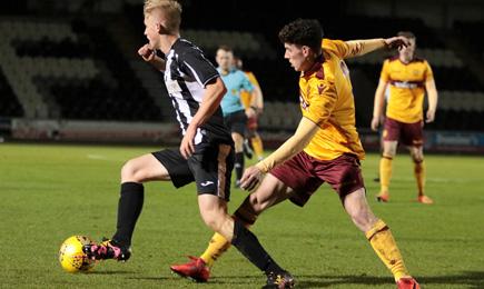 St Mirren U20s 0 – 1 Motherwell U20s