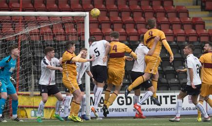 Motherwell U20s 3 – 2 Falkirk U20s