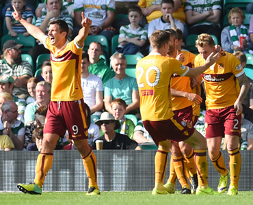 Celtic 1 – 1 Motherwell