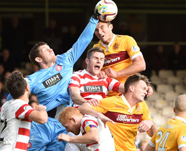 Motherwell 0 – 4 Hamilton Accies