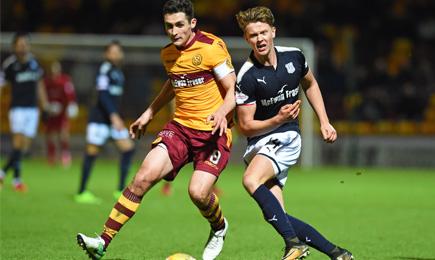 Motherwell 1 – 1 Dundee
