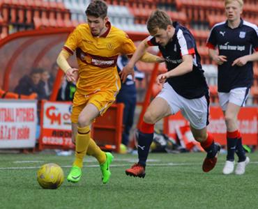 Motherwell U20s 0 – 0 Dundee U20s
