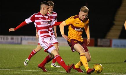 U20s: Motherwell 3-2 Hamilton Accies