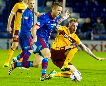 Inverness CT 3 – 1 Motherwell