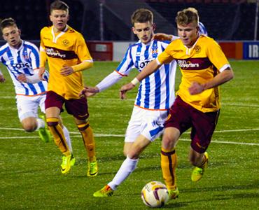 Motherwell U20s 1 – 2 Kilmarnock U20s