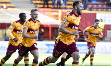 Motherwell 3 – 0 Partick Thistle