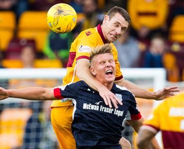 Motherwell 0 – 0 Dundee
