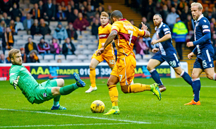 Motherwell 4 – 1 Ross County