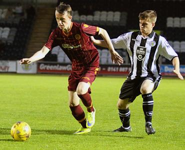 St Mirren U20s 3 – 2 Motherwell