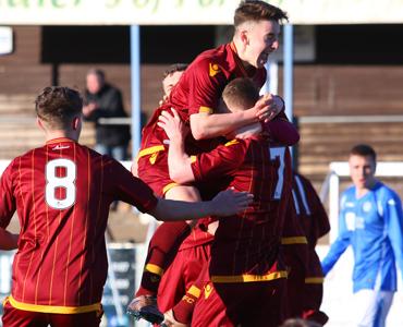 St Johnstone U20s 0 – 1 Motherwell U20s