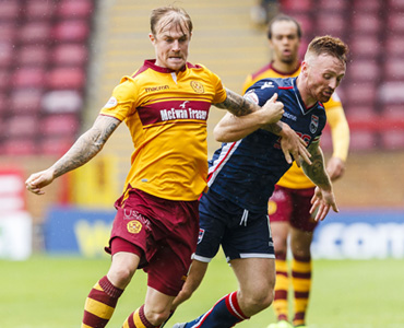 Motherwell 2 – 0 Ross County