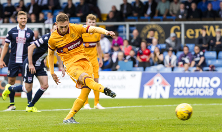Ross County 1 – 1 Motherwell