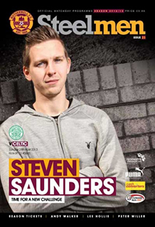 Steven Saunders Interview