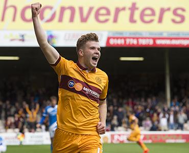 Cadden added to Scotland U21 squad