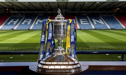 Motherwell to face Aberdeen in semi final
