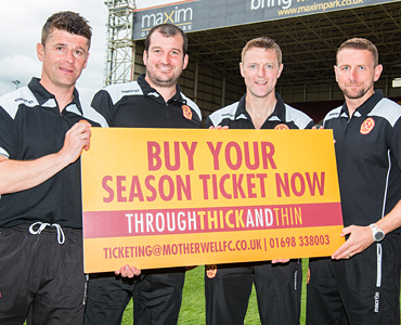 Season Tickets: There's still time