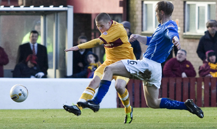 Motherwell 3 – 2 St Johnstone