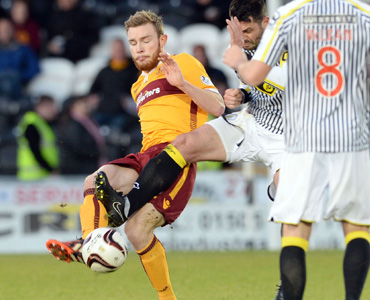 St Mirren win in pictures