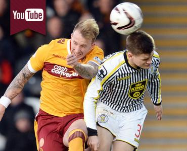 TV: Highlights from St Mirren Park
