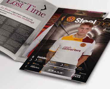 St Johnstone magazine preview