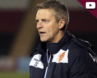 Craigan: Frustrated with a draw