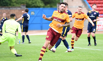 Stirling Albion 0 – 2 Motherwell
