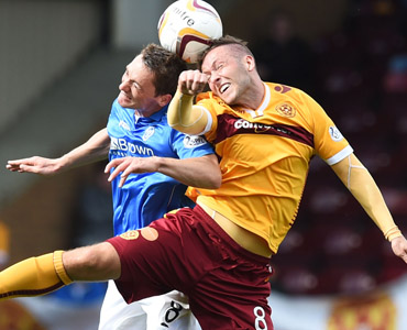 Motherwell 0 – 1 St Johnstone
