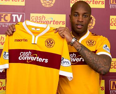 Anthony Straker signs on