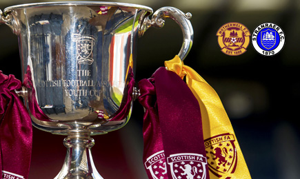 Motherwell in Youth Cup action