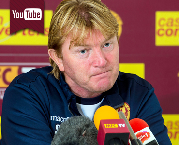Tv: McCall focused on improved form