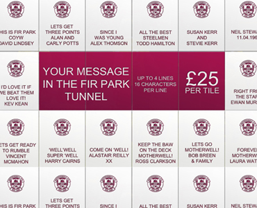 Carve the tunnel in Claret