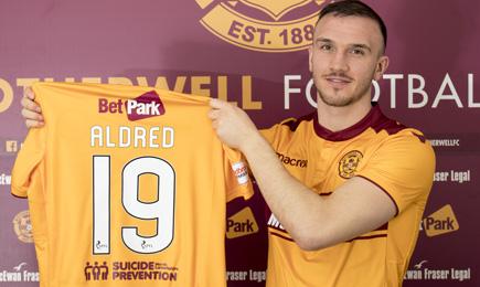 Tom Aldred joins on loan