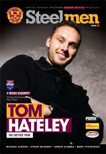 Tom Hateley Proggy Cover